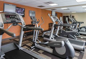 Fitness/ Exercise Room - Courtyard by Marriott Hotel Ankeny