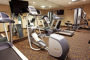 Fitness/ Exercise Room - Holiday Inn Express Hotel & Suites Baton Rouge