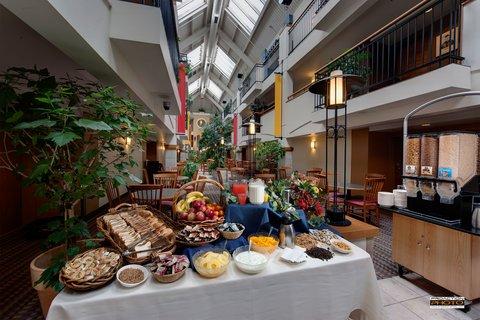 Hotel Lindbergh Aire De Dejeuner