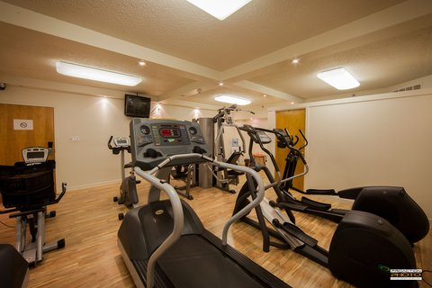 Hotel Lindbergh Gym