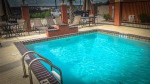 Pool - Candlewood Suites New Iberia