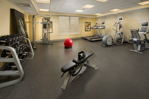 Fitness/ Exercise Room - Holiday Inn Express Woburn
