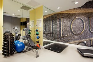 Fitness/ Exercise Room - Hotel Indigo Downtown Baton Rouge