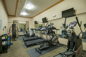 Fitness/ Exercise Room - Holiday Inn Express Central Bakersfield