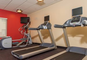 Fitness/ Exercise Room - TownePlace Suites by Marriott Erie
