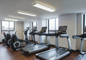 Fitness/ Exercise Room - Courtyard by Marriott Hotel Tremont Boston