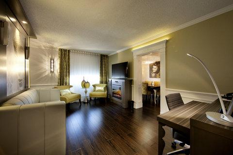 suite hospitalite