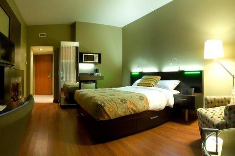 Hotel Must Chambre Tendance Grand Lit Foyer