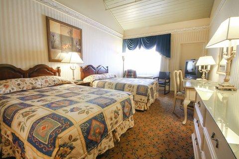 Econo Comfort room