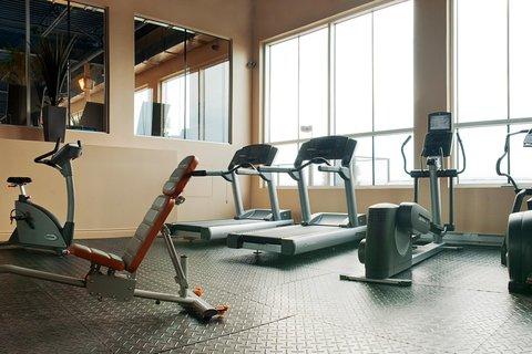 Hotel Must Gym