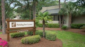 Exterior View Holiday Inn Express Hilton Head Island