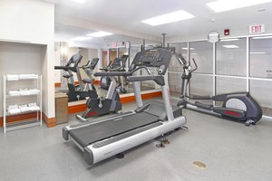 Fitness/ Exercise Room - Holiday Inn Express Hotel & Suites Calgary