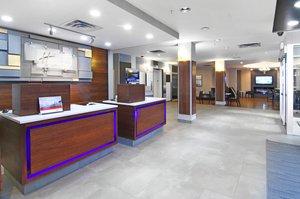 Lobby - Holiday Inn Express Hotel & Suites Calgary