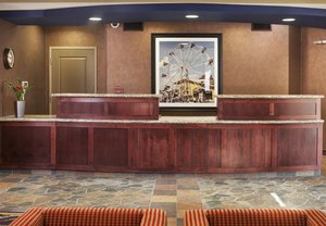 Lobby - Residence Inn by Marriott Plymouth