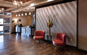 Lobby - Holiday Inn Express Hotel & Suites Airport Maize