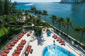 Pool - Mandarin Oriental Hotel Miami