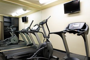 Fitness/ Exercise Room - Holiday Inn Hotel & Suites Lloydminster
