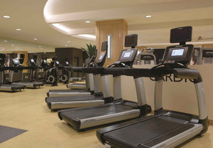 Fitness/ Exercise Room - Marriott Vacation Club Grand Chateau Hotel Las Vegas