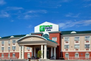 Exterior view - Holiday Inn Express Hotel & Suites Hinton