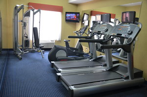 Fitness/ Exercise Room - Holiday Inn Express Hotel & Suites Hinton