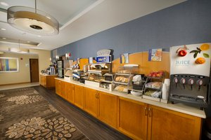 Restaurant - Holiday Inn Express Hotel & Suites Elkridge