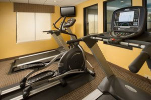 Fitness/ Exercise Room - Holiday Inn Express Hotel & Suites Elkridge