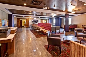 Restaurant - Holiday Inn Express West Hutchinson