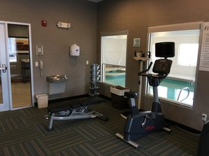 Fitness/ Exercise Room - Holiday Inn Express Hotel & Suites Limon