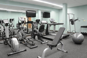 Fitness/ Exercise Room - Holiday Inn Columbia