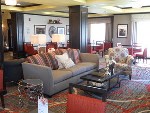 Lobby - Holiday Inn Express Hotel & Suites Greensburg