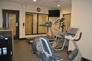 Fitness/ Exercise Room - Holiday Inn Express Hotel & Suites Greensburg