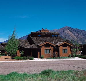 Exterior view - Wyndham Flagstaff Resort