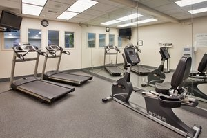 Fitness/ Exercise Room - Holiday Inn Express Beatrice