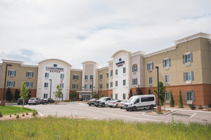 Exterior view - Candlewood Suites Fort Collins