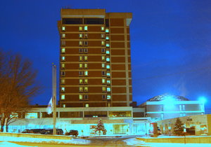 Exterior view - Crowne Plaza Hotel Pittsfield