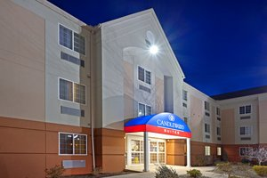 Exterior view - Candlewood Suites Williamsport