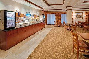 Restaurant - Holiday Inn Express Hotel & Suites Airport Bethlehem
