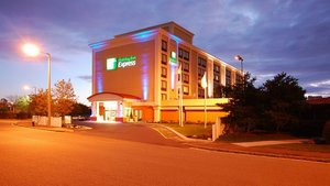 Exterior view - Holiday Inn Express South End Boston