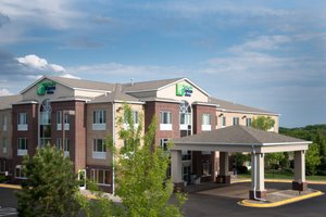 Exterior view - Holiday Inn Express Hotel & Suites Chanhassen