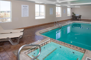 Pool - Holiday Inn Express Hotel & Suites Airport Maize