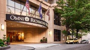 Exterior view - Omni Hotel Richmond