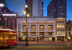 Exterior view - JW Marriott Hotel New Orleans