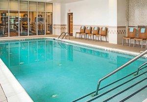 Fitness/ Exercise Room - Residence Inn by Marriott Aberdeen