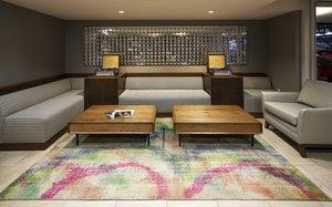 Lobby - Kinney Hotel Marina del Rey