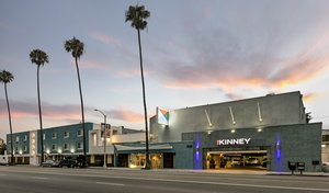 Exterior view - Kinney Hotel Marina del Rey