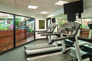 Fitness/ Exercise Room - Park Inn by Radisson Indiana