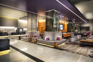 Lobby - Loews Hollywood Hotel