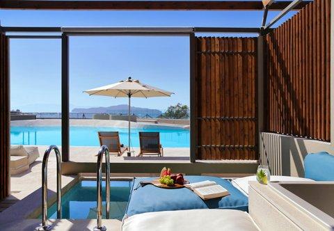 Upbeat Retreat Sea View Guest Room - Outdoor Livin