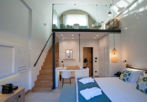 Sublime Loft One-Bedroom Suite