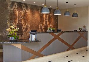 Lobby - Marriott Hotel St Louis Park